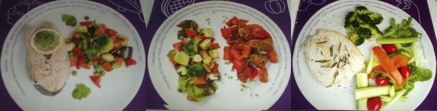 wellness-ужин