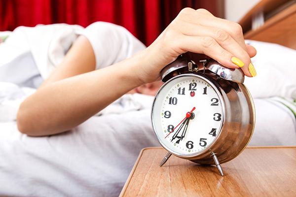 не вставайте по будильнику