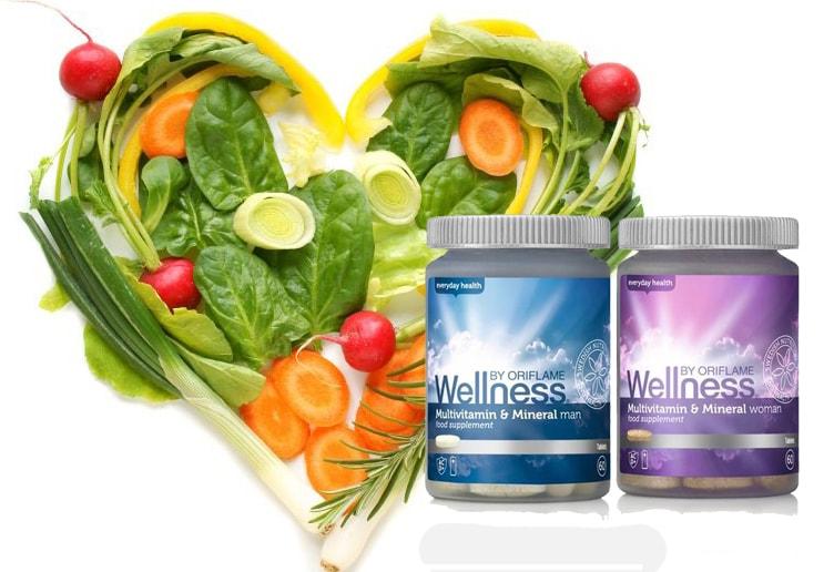 зачем принимать витамины и минералы
