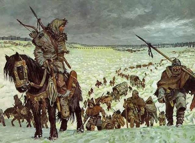 кочевые племена