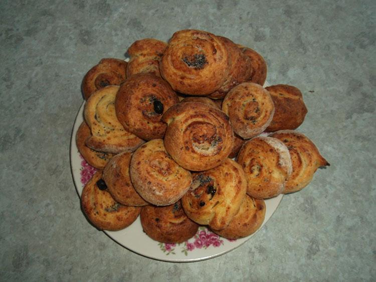 печенье-из-творога